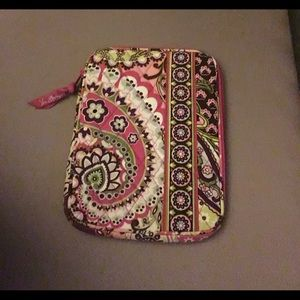 Vera Bradley tablet/iPad cover